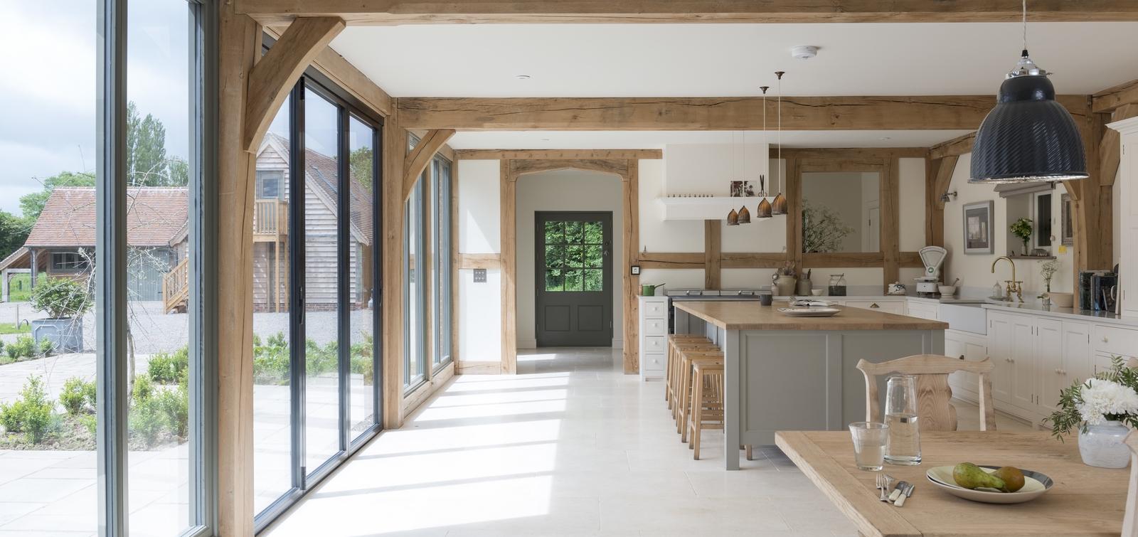 Border Oak – Award Winning Bespoke Oak Framed Buildings