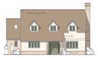Plot 2 Orchard Cottage