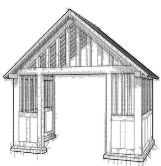 Large Porch