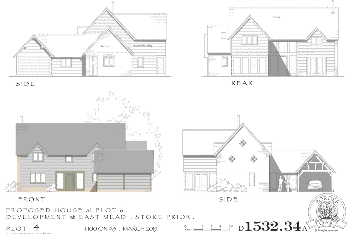 Plot 4 EM Elevations