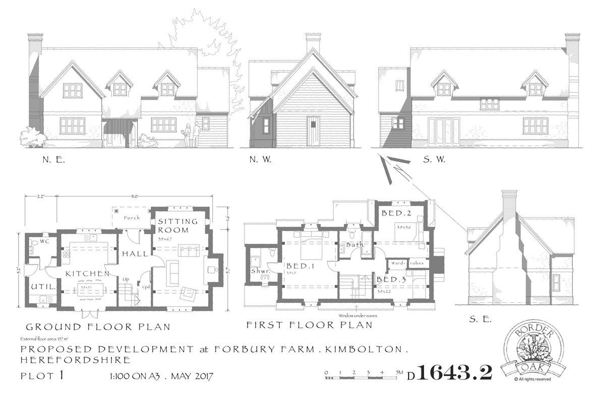 Forbury Orchard Plot 1