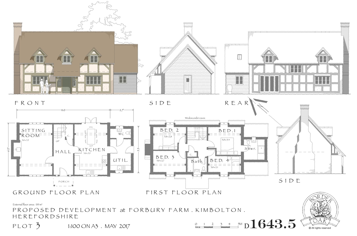 Forbury Orchard Plot 3